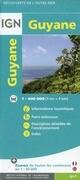 Guyane 1 : 400 000