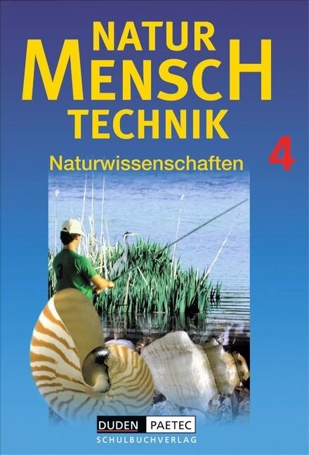 Natur, Mensch, Technik 4 als Buch