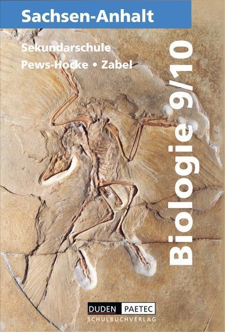 Biologie 9/10. Sachsen-Anhalt. Sekundarschule als Buch