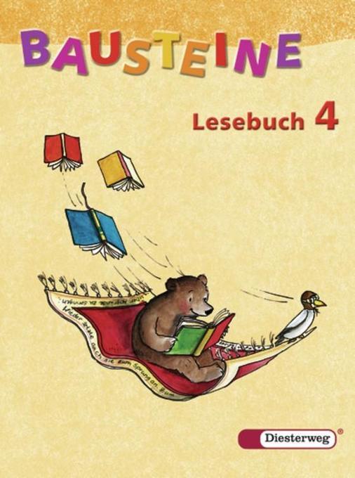 Bausteine Deutsch. Lesebuch 4. Neubearbeitung als Buch