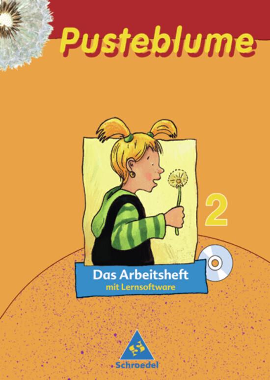 Pusteblume. Die Werkstätten 2. Mit Lernsoftware. Nordrhein-Westfalen. Neubearbeitung als Buch