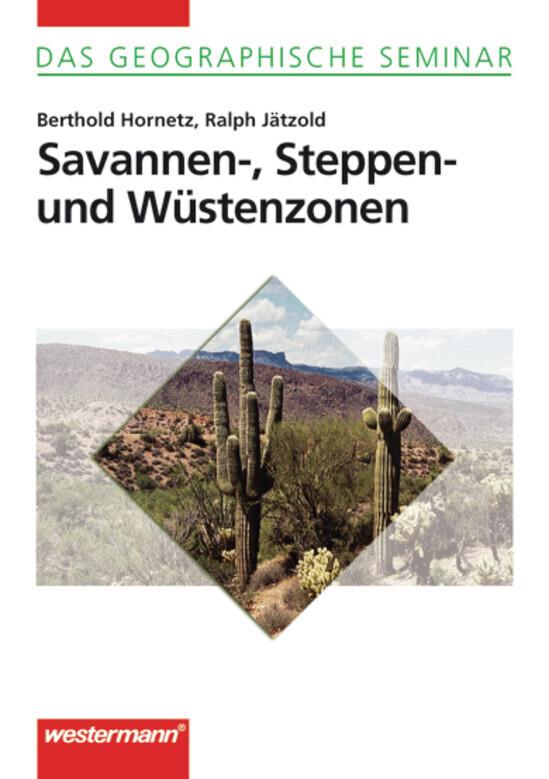 Savannen-, Steppen- und Wüstenzonen als Buch