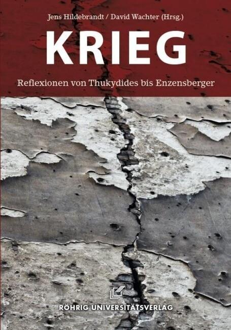 Krieg als Buch von