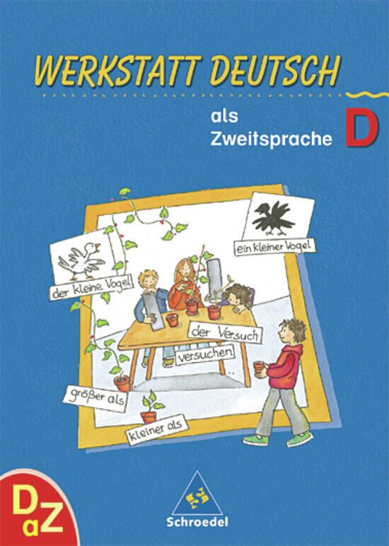 Werkstatt Deutsch als Zweitsprache. Arbeitsheft D als Buch