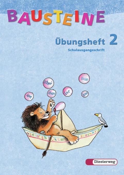 Bausteine Übungsheft 2. Schulausgangsschrift. Allgemeine Ausgabe. Neubearbeitung als Buch