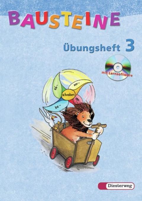 Bausteine Übungsheft 3. Mit CD-ROM. Allgemeine Ausgabe. Neubearbeitung als Buch