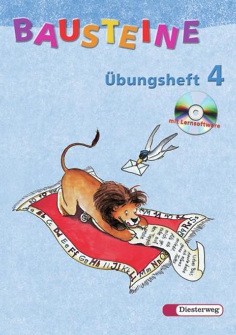 Bausteine Übungsheft 4. Allgemeine Ausgabe. Nordrhein-Westfalen. Neubearbeitung als Buch