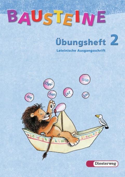 2. Schuljahr, Lateinische Ausgangsschrift (auch für Baden-Württemberg) als Buch
