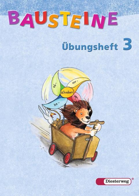 Bausteine Übungsheft 3. Nordrhein-Westfalen. Neubearbeitung als Buch
