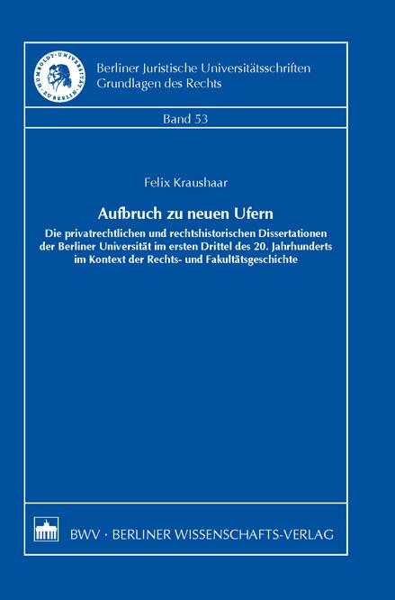 Aufbruch zu neuen Ufern als Buch von Felix Krau...