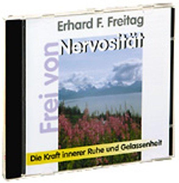 Frei von Nervosität. CD als Hörbuch