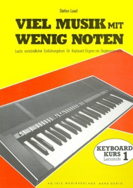 Viel Musik mit wenig Noten 01 als Buch