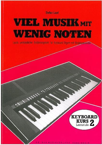Viel Musik mit wenig Noten 02 als Buch
