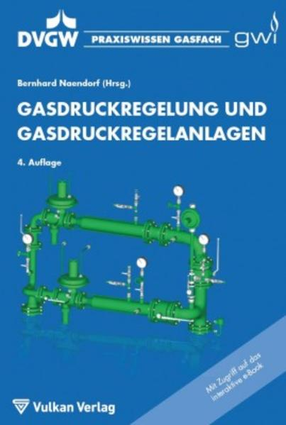 Gasdruckregelung und Gasdruckregelanlagen als Buch