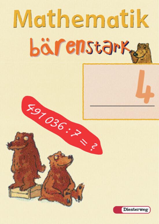 Mathematik Bärenstark Trainingshefte. Arbeitsheft 4 als Buch