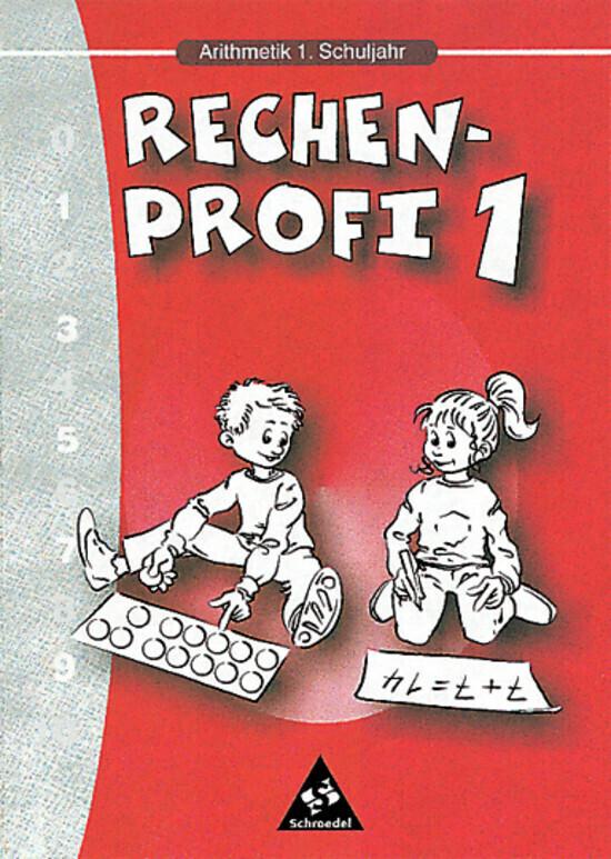 Rechen-Profi. Arithmetik 1 als Buch