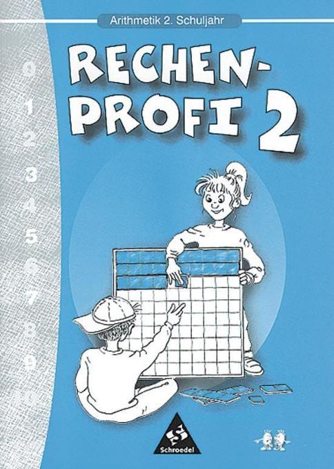 Rechen-Profi. Arithmetik 2 als Buch