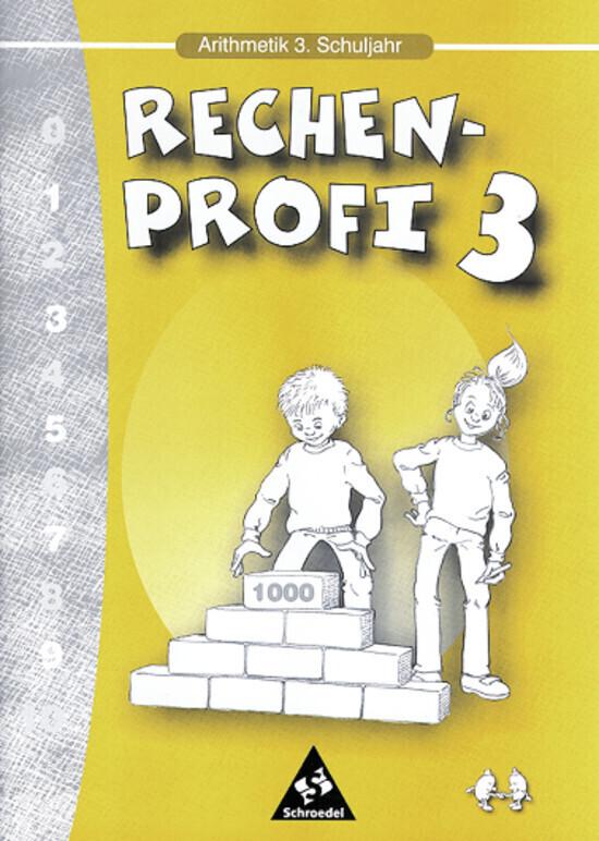Rechen-Profi. Arithmetik 3 als Buch