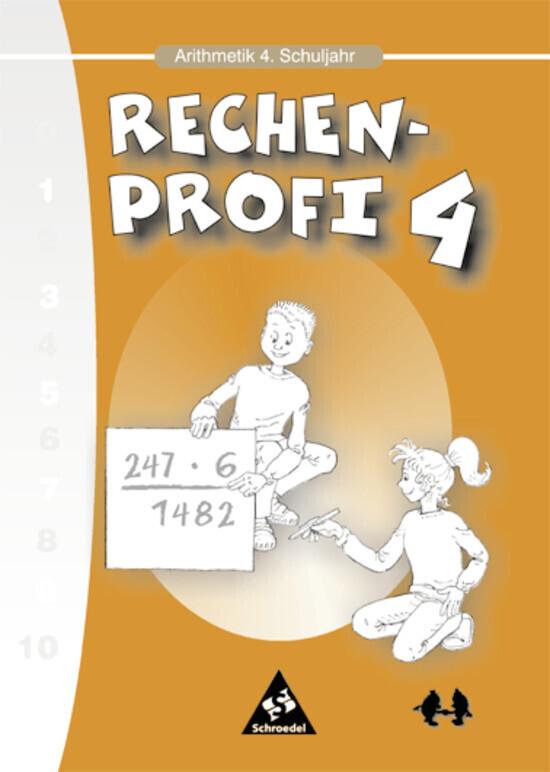 Rechen-Profi. Arithmetik 4 als Buch