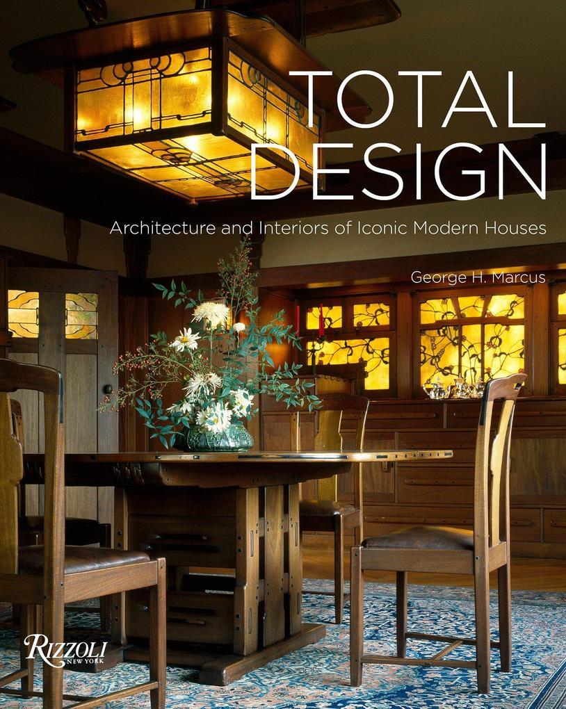 Total Design als Buch von George H. Marcus