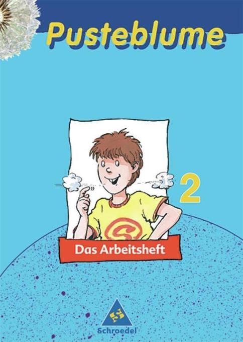 Pusteblume. Das Sachbuch 2. Arbeitsheft. Nordrhein-Westfalen. Neubearbeitung als Buch