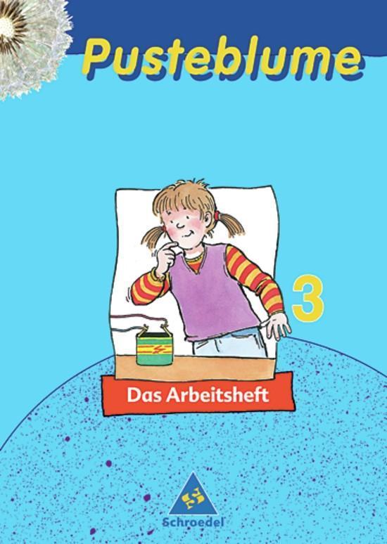 Pusteblume. Das Sachbuch 3. Arbeitsheft. Nordrhein-Westfalen. Neubearbeitung als Buch