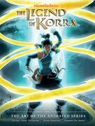 Legend Of Korra: The Art Of The Animated Series Book 2