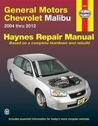 General Motors Chevrolet Malibu 2004 Thru 2012