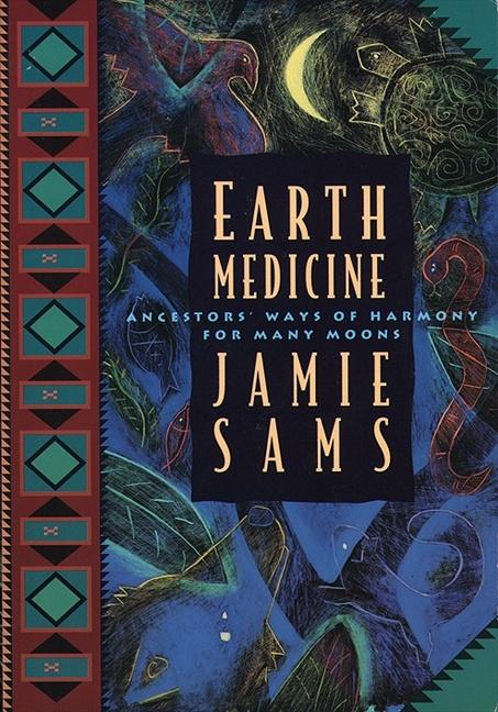Earth Medicine: Ancestor's Ways of Harmony for Many Moons als Taschenbuch