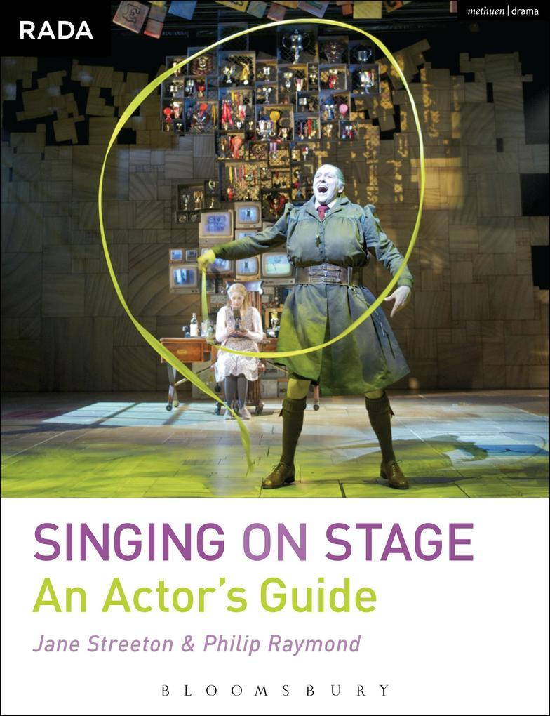Singing on Stage als eBook Download von Jane St...