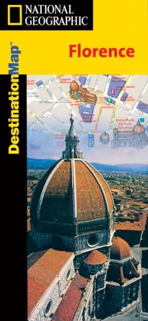 Florence - Destinations Map als Buch