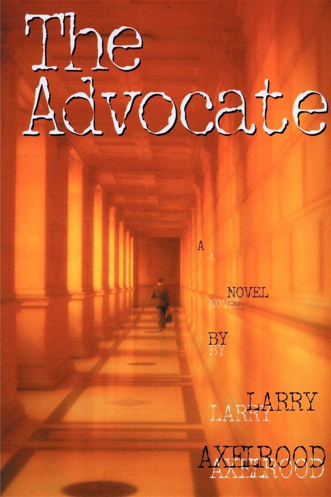 The Advocate als Buch
