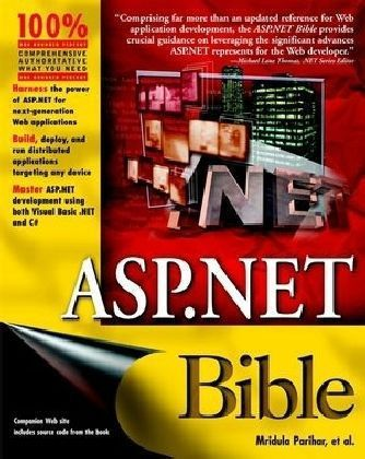 ASP .Net Bible als Buch