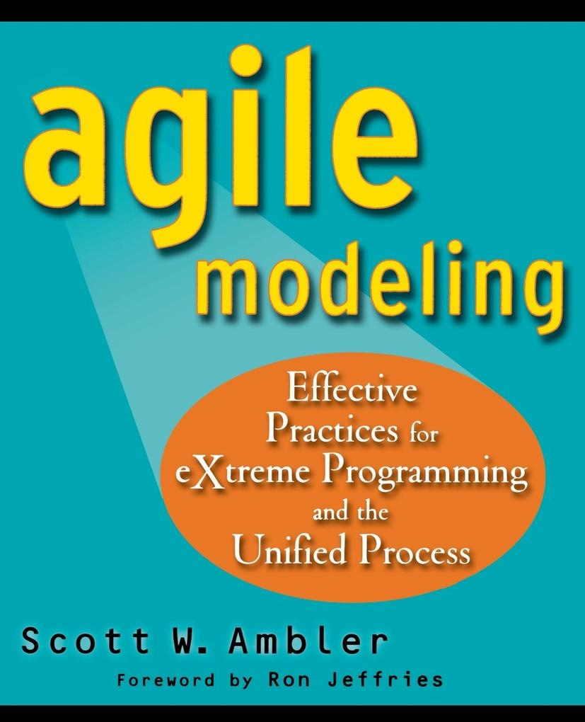 Agile Modeling als Buch