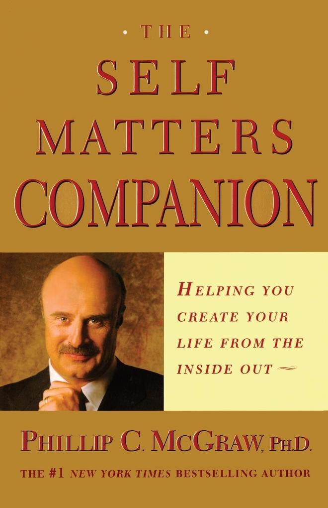Self Matters Companion als Taschenbuch