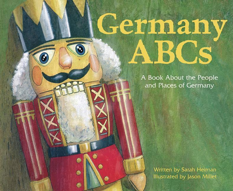 Germany ABCs: A Book about the People and Places of Germany als Buch