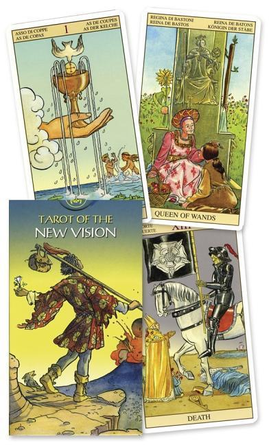 Tarot of the New Vision Deck [With Instructional Booklet] als Sonstiger Artikel