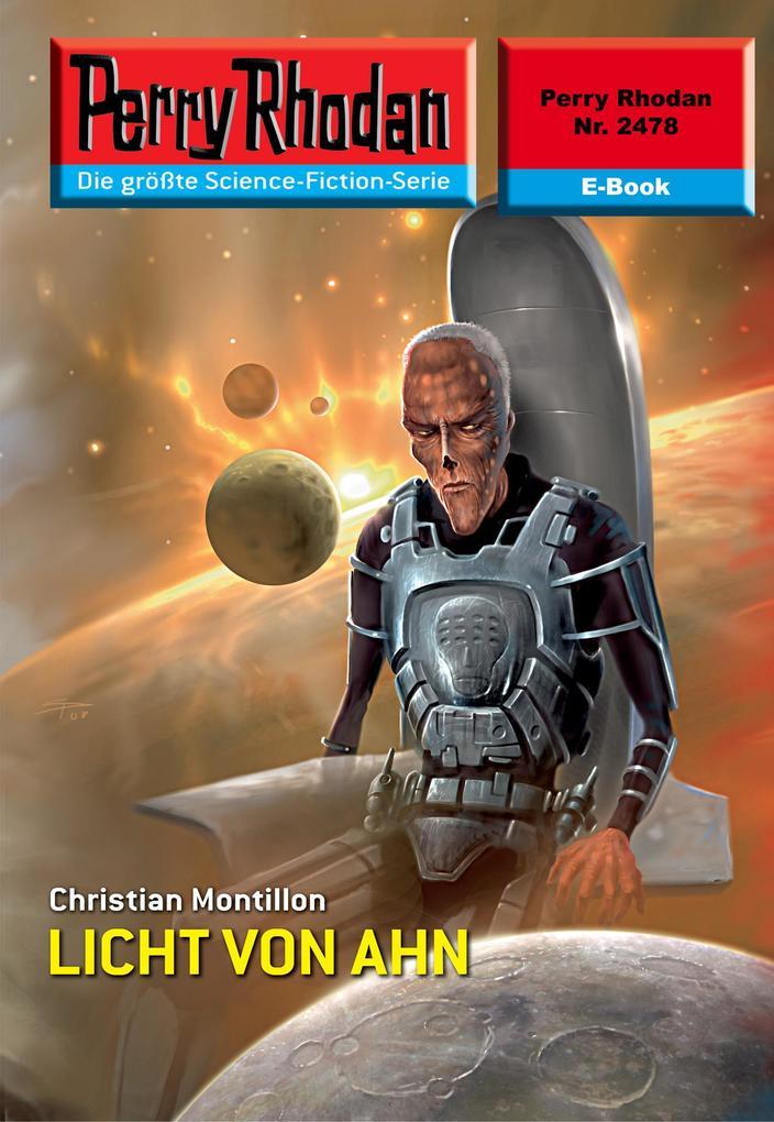 Perry Rhodan 2478: LICHT VON AHN (Heftroman) al...