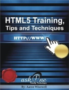 HTML5 Training, Tips and Techniques als eBook D...