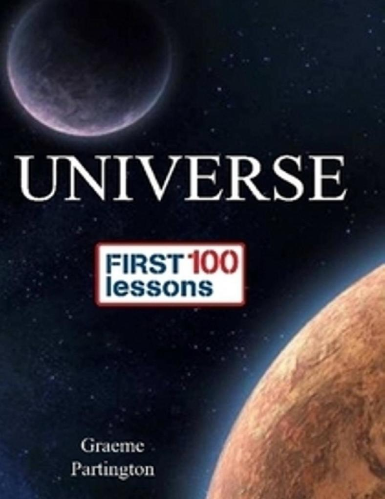 Universe: First 100 Lessons als eBook Download ...