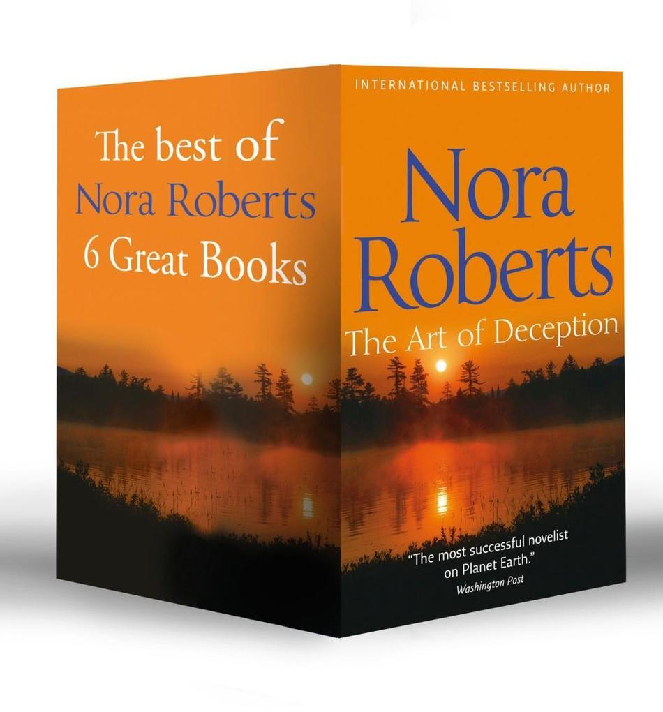 Best Of Nora Roberts Books 1-6: The Art of Deception / Lessons Learned / Mind Over Matter / Risky Business / Second Nature / Unfinished Business (Mills & Boon e-Book Collections) als eBook