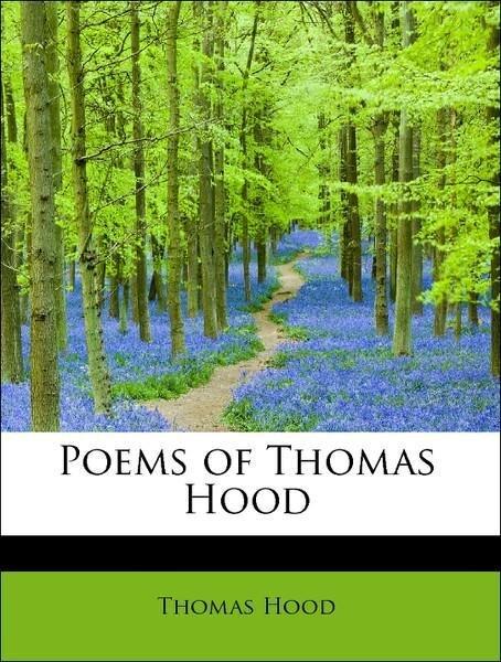 Poems of Thomas Hood als Taschenbuch von Thomas...