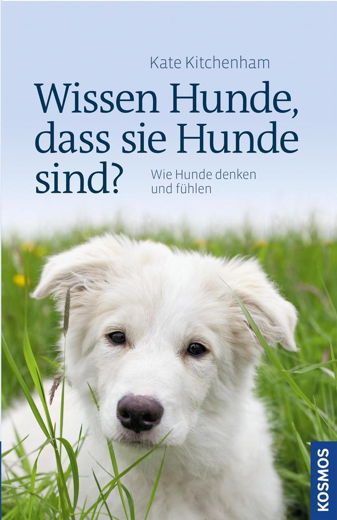 Wissen Hunde, dass sie Hunde sind? als eBook Do...