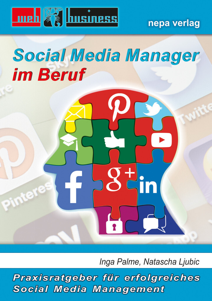 Social Media Manager im Beruf als eBook Downloa...