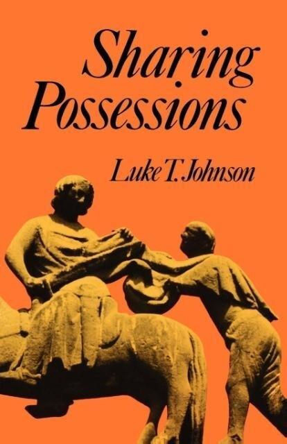 Sharing Possessions als Taschenbuch von Luke Ti...