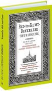Bau- und Kunstdenkmäler Thüringens 24. Amtsgerichtsbezirke NEUSTADT a. Orla und AUMA 1897