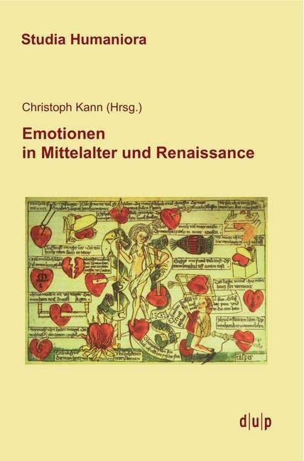 Emotionen in Mittelalter und Renaissance als Bu...