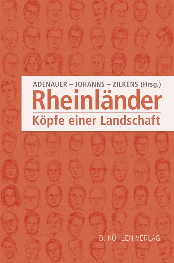 Rheinländer als Buch von Hubertus Zilkens