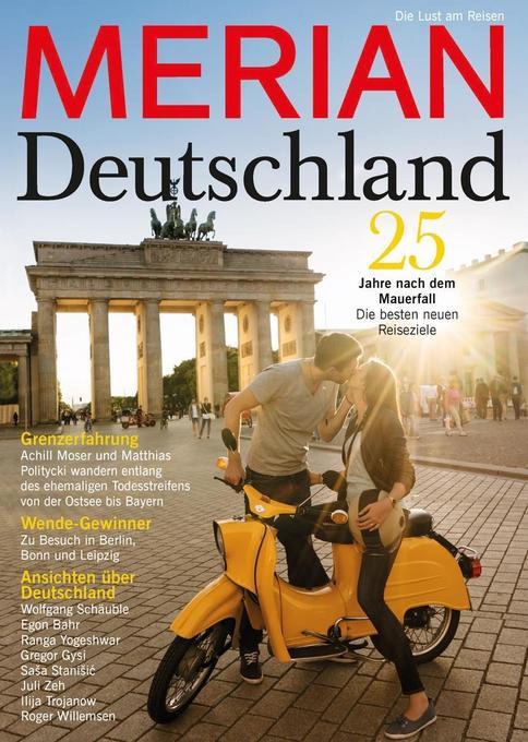 MERIAN Deutschland als Buch von