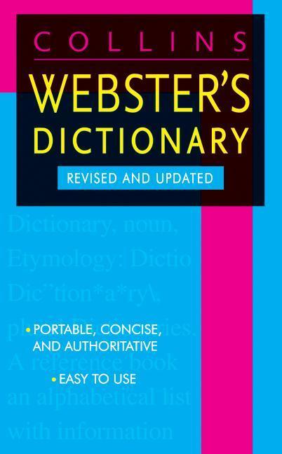 HarperCollins Webster's Dictionary als Taschenbuch